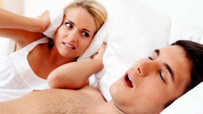 cure snoring Parramatta