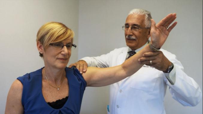 shoulder arthroscopy Perth